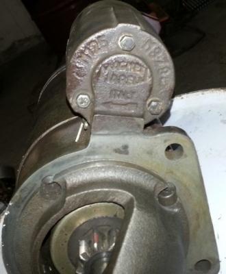 Alternatori Amp Motorini Avviamento 63224691 Fiat 300 M125